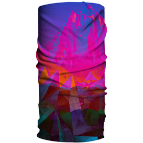 HAD Originals Urban Foulard, arctic mountains magenta